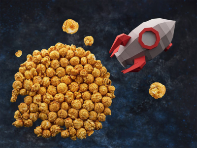 pop corn rockit
