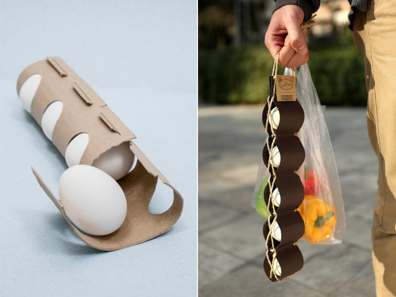 packaging per uova