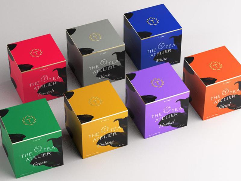 cosa vuol dire il colore nel packaging