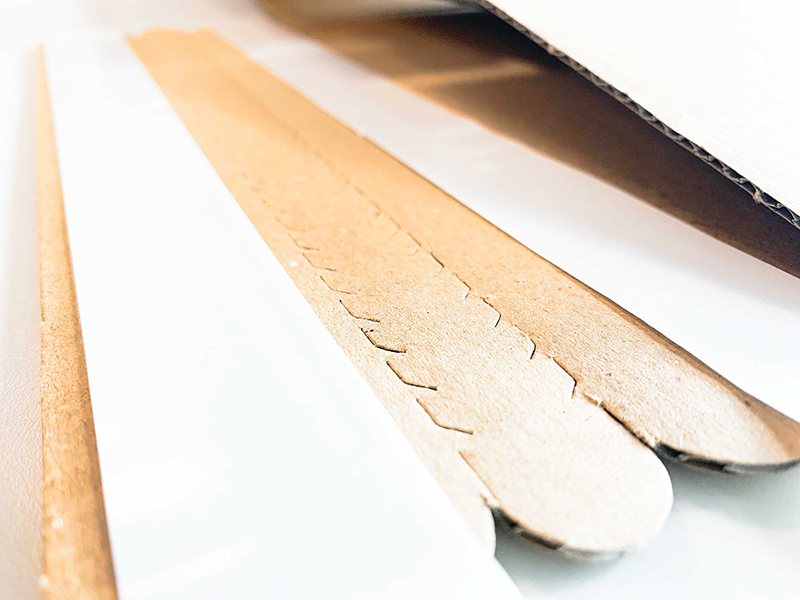 GoBox: sistema tear tape facile apertura