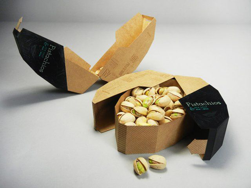 packaging pistacchi