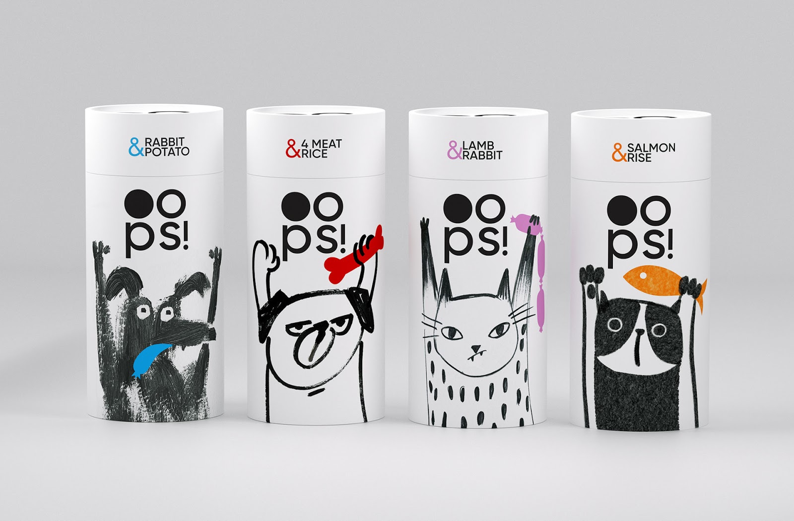 packaging cani gatti
