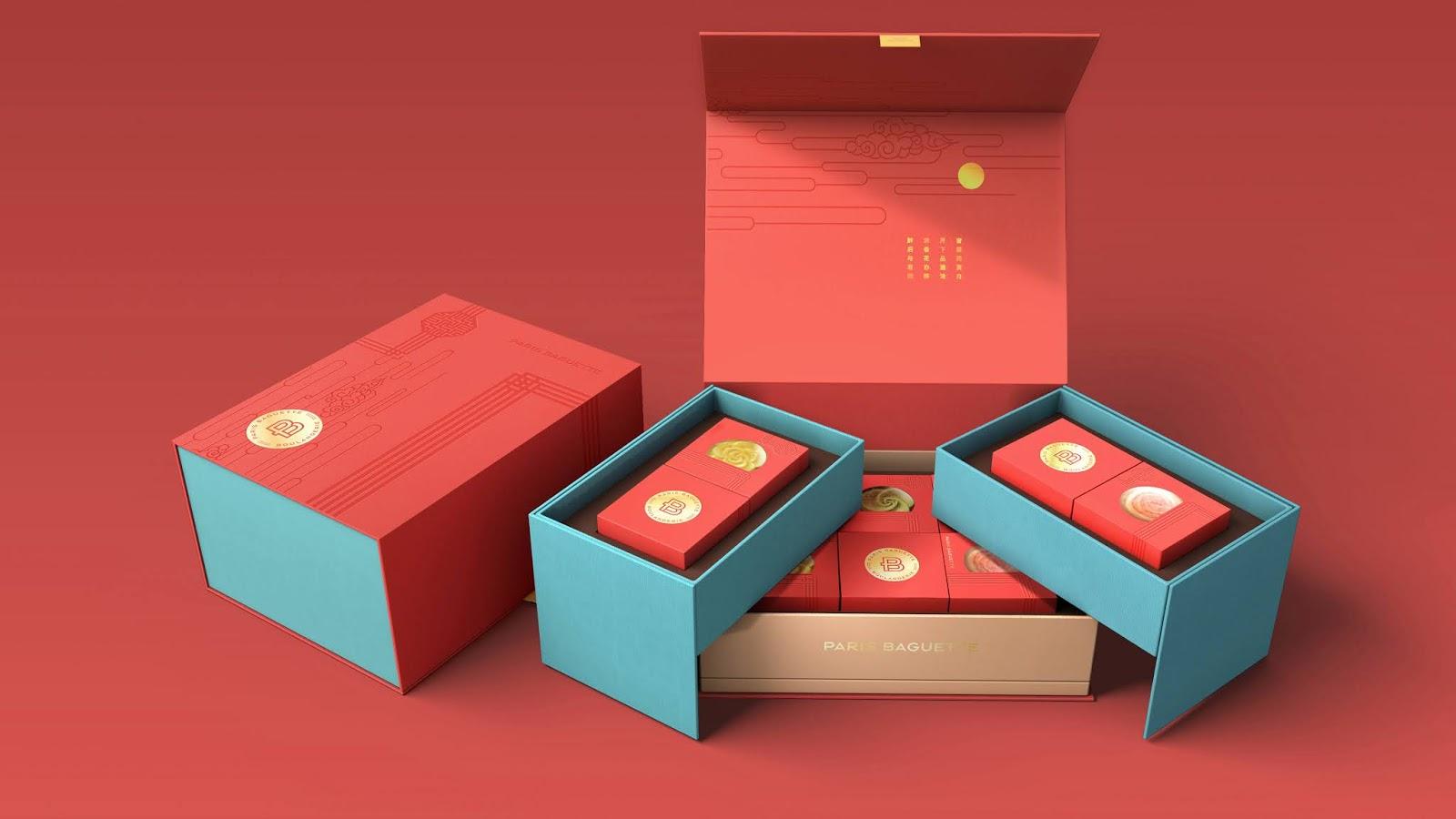 scatole per dolci